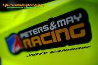 2012 Peters & May Racing Calendar