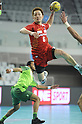 Kenji Toyoda (JPN), OCTOBER 31, 2011 - Handball : Kenji Toyoda of Japan plays during the Asian Men's Qualification for the London 2012 Olympic Games semifinal match between Japan 22-21 Saudi Arabia in Seoul, South Korea.  (Photo by Takahisa Hirano/AFLO)