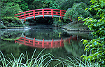 Duke Gardens, Red Bridge