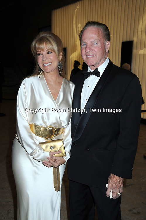 Literacy partners 26th annual evening of readings robin for Frank and kathie lee gifford wedding