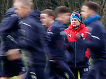 220217 Rangers training