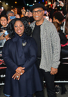 Samuel L. Jackson &amp; LaTanya Richardson at the Los Angeles premiere for &quot;XXX: Return of Xander Cage&quot; at the TCL Chinese Theatre, Hollywood. Los Angeles, USA 19th January  2017<br /> Picture: Paul Smith/Featureflash/SilverHub 0208 004 5359 sales@silverhubmedia.com