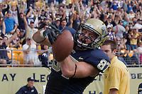 Virginia Tech Hokies @ Pitt Panthers 09-15-12