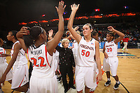 UVa's women's basketball player Chelsea Shine.