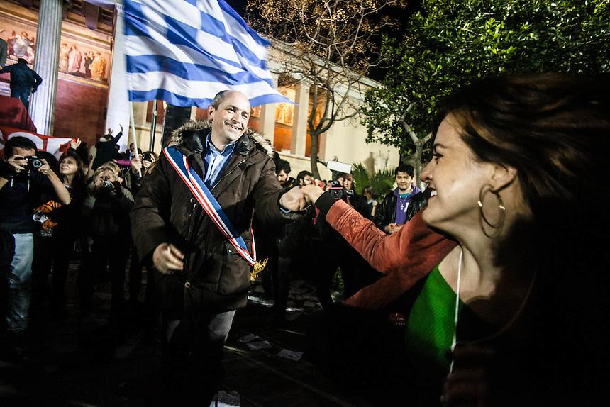 Syriza vince in Grecia