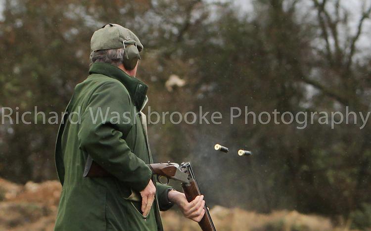 Copt Hall Farm Shoot  27th November 2012