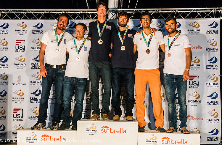 Sailing World Cup Miami presented by Sunbrella Day 6