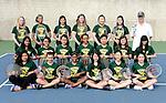 4-2-14, Huron High School girl's junior varsity tennis