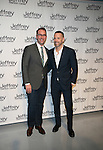 Todd Sears  and  Dan Rothman and Attend Jeffrey Fashion Cares 10th Anniversary New York Fundrasier Hosted by Emmy Rossum Held at the Intrepid, NY 4/2/13