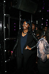 """Noelle Bonner of fashion fixxation.com Attends Wendy Williams celebrates the launch of her new book """"Ask Wendy"""" by HarperCollins and  her new Broadway role as Matron """"Mama"""" Morton in Chicago - Held at Pink Elephant, NY"""