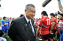Yoshiro Mori Japan Rugby Football Union President,  .MAY 19, 2012 - Rugby : HSBC Asian Five Nations 2012 match between Japan 67-0 Hong Kong at Chichibunomiya Rugby Stadium, Tokyo, Japan. (Photo by Jun Tsukida/AFLO SPORT) [0003].
