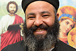 Father Joil Sobhe is the Coptic Orthodox priest in the Egyptian village of Sakra.