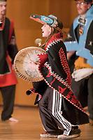 Festival of Native Arts, Naa Luudisk Gwaii Yatx'i, Native dance and art celebration in Fairbanks, Alaska