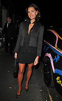 Jessica Lemarie-Pires at the Bradley Theodore: Second Coming VIP preview, Maddox Gallery Mayfair, Maddox Street, London, England, UK, on Wednesday 19 April 2017.<br /> CAP/CAN<br /> &copy;CAN/Capital Pictures