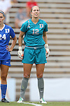 22 August 2014: Duke's Ali Kershner. The Duke University Blue Devils played The Ohio State University Buckeyes at Fetzer Field in Chapel Hill, NC in a 2014 NCAA Division I Women's Soccer match. Ohio State won the game 1-0.