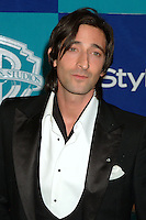 Adrian Brody at the In Style Magazine & Warner Bros. 7th Annual Golden Globe Party in Los Angeles, CA 1/16/2006.