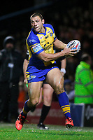 Picture by Alex Whitehead/SWpix.com - 17/03/2017 - Rugby League - Betfred Super League - Leeds Rhinos v Wakefield Trinity - Headingley Carnegie Stadium, Leeds, England - Leeds' Ryan Hall.