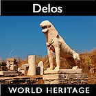 World Heritage Sites - Delos - Pictures, Images &amp; Photos -