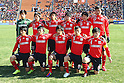 Oita team group line-up, JANUARY 7, 2012 - Football /Soccer : 90th All Japan High School Soccer Tournament semi-final between Oita 1-2 Ichiritsu Funabashi at National Stadium, Tokyo, Japan. (Photo by YUTAKA/AFLO SPORT) [1040]