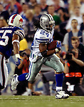8 October 2007: Dallas Cowboys running back Marion Barber in action against the Buffalo Bills at Ralph Wilson Stadium in Buffalo, New York. The Cowboys rallied to defeat the Bills 25-24, thus winning their fifth consecutive game of the season...Mandatory Photo Credit: Ed Wolfstein Photo