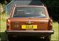 BNPS.co.uk (01202 558833)<br /> Pic: Bonhams/BNPS<br /> <br /> ***Please use full byline***<br /> <br /> Rockin' Roller...<br /> <br /> This garish looking estate car may not look too 'rock n' roll' but it was actually built for the late The Who guitarist John Entwistle.<br /> <br /> The Rolls Royce Shooting Break had an elongated back so aristocrats could ferry hunting parties around their country estate in style in the 1960s and 70s.<br /> <br /> The luxury British car makers never made an estate version so rich owners commissioned specialist coachbuilders to extend the body work in order to have one.<br /> <br /> Despite his rock n' roll lifestyle and drug use, Entwhistle lived in a country mansion in Gloucestershire and had the estate car for his large pack of Irish wolfhounds.<br /> <br /> After his untimely death in 2002 from a heart attack induced by cocaine, his 1980 Rolls Royce Silver Shadow was sold by his ex-wife Maxine.