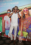 Model and Hat Maker Nick Fouquet Attends Sunglass Hut Electric Summer Campaign Kick-Off Held at Industry Kitchen