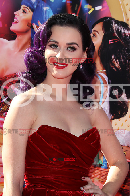 Katy Perry at the premiere of Paramount Insurge's 'Katy Perry: Part Of Me' at Grauman's Chinese Theatre on June 26, 2012 in Hollywood, California. &copy;&nbsp;mpi29/MediaPunch Inc. /**NORTEPHOTO:COM**<br />