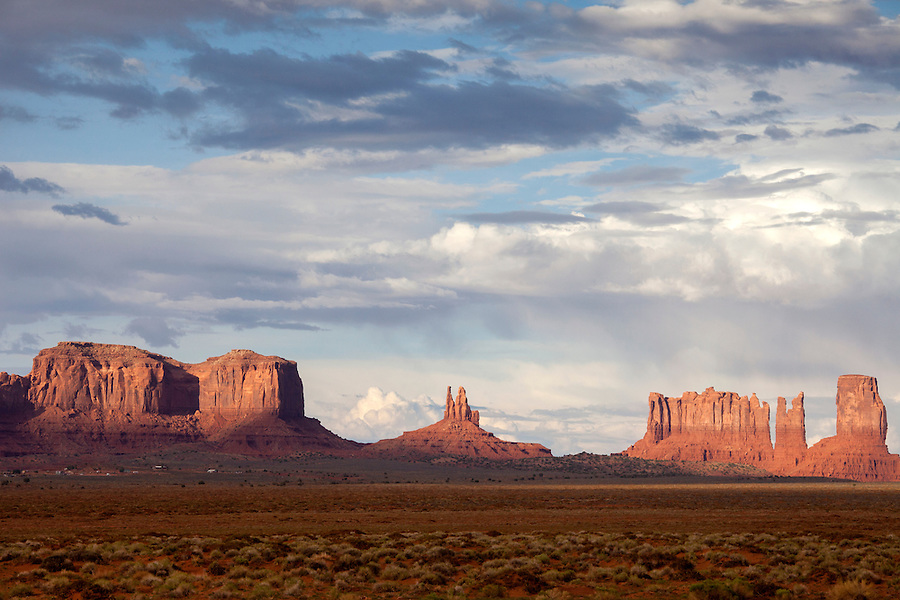 Monument Valley, UTAH