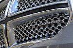 There is plenty of chrome on the 2012 Dodge Durango Citadel AWD sport utility vehicle