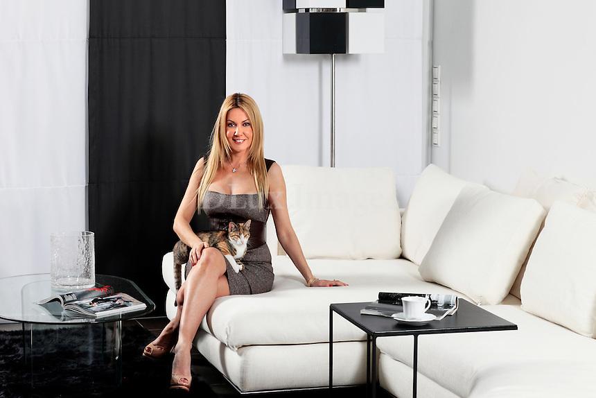 Christina Pappa portrait