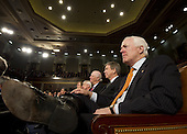 United States Senator John Cornyn (Republican of Texas) attends U.S .President Barack Obama's State of the Union address in front of a joint session of Congress on Tuesday, January 24, 2012 on Capitol Hill in Washington, DC..Credit: Saul Loeb / Pool via CNP