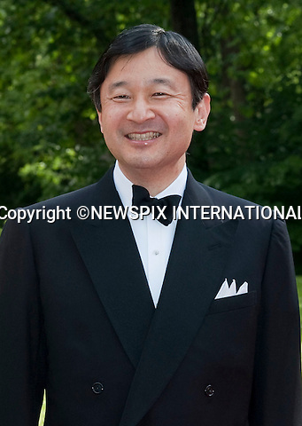 """CROWN PRINCE NARUHITO.Pre-Wedding Dinner hosted by the Government of Sweden in honour of H.R.H Crown Princess Victoria and Mr Daniel Westling at Eric Ericsonhallen was attended by Royalty from all over the world. Stockholm_18/06/2010..Mandatory Photo Credit: ©Dias/Newspix International..**ALL FEES PAYABLE TO: """"NEWSPIX INTERNATIONAL""""**..PHOTO CREDIT MANDATORY!!: NEWSPIX INTERNATIONAL(Failure to credit will incur a surcharge of 100% of reproduction fees)..IMMEDIATE CONFIRMATION OF USAGE REQUIRED:.Newspix International, 31 Chinnery Hill, Bishop's Stortford, ENGLAND CM23 3PS.Tel:+441279 324672  ; Fax: +441279656877.Mobile:  0777568 1153.e-mail: info@newspixinternational.co.uk"""