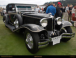 1930 Cord L29, Pebble Beach Concours d'Elegance