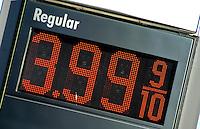 AJ Alexander - Rising Gas Prices .Photo by AJ Alexander.
