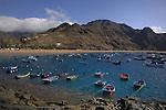Teresitas beach,Tenerife, Canary Islands, Spain.