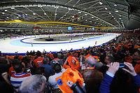 SCHAATSEN: HEERENVEEN: IJsstadion Thialf, 2012, , ©foto Martin de Jong