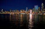 Seattle, from the Bainbridge Island ferry