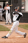 Vale's Kyle Barras bats against New Plymouth at Vale High School's Cammann Field on April 28, 2011. Barras went 0 for 2 with two walks, and a run in Vale's 8-3 win.