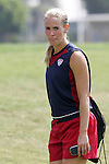 28 September 2006: Heather Mitts. The United States Women's National Team trained at the Home Depot Center in Carson, California.