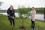 Tree Planting Ceremony Pontsticill Reservoir.