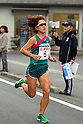 Yoko Shibui (Mitsui Sumitomo Kaijo), NOVEMBER 3, 2011 - Ekiden : East Japan Industrial Women's Ekiden Race at Saitama, Japan. (Photo by Toshihiro Kitagawa/AFLO)