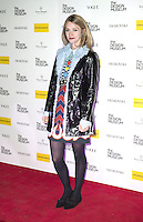 LONDON, ENGLAND - NOVEMBER 22: Portia Freeman attends The Design Museum VIP launch on November 22, 2016 in London, United Kingdom<br /> CAP/PP/GM<br /> &copy;GM/PP/Capital Pictures /MediaPunch ***NORTH AND SOUTH AMERICAS ONLY***