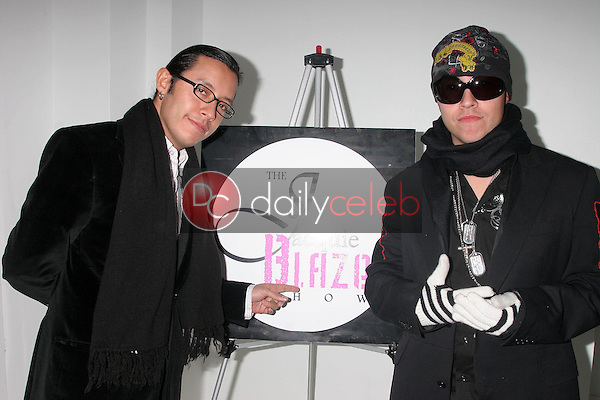 Efren Ramirez and Carlos Ramirez<br />