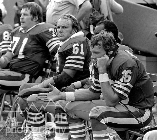 NFL 1981- San Francisco 49ers vs Alanta Falcons 17-14 | Al ...