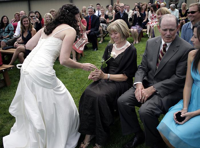 26 August 2007: Katie and Joe's Wedding