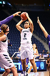 16-17 BYU women's Basketball vs Washington