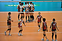 Korea Women's Volleyball Team Group (KOR), .MAY 23, 2012 - Volleyball : FIVB the Women's World Olympic Qualification Tournament for the London Olympics 2012, between Japan 1-3 Korea at Tokyo Metropolitan Gymnasium, Tokyo, Japan. (Photo by Jun Tsukida/AFLO SPORT) [0003].