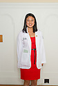 Melanie Ma. Class of 2017 White Coat Ceremony.