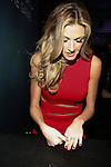 Erin Andrews at FOX Sports 1 celebrates the official Thursday Night Super Bash at Time Warner Cable Studios. Hosts MichaelStrahanand Erin Andrews Superbowl week, NY