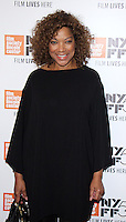 "NEW YORK, NY-September 30:Grace Hightower at 54th New York Film Festival - Opening Night Gala Presentation And ""13th"" World Premiere at Alice Tully Hall at Lincoln Center in New York. September 30, 2016. Credit:RW/MediaPunch"